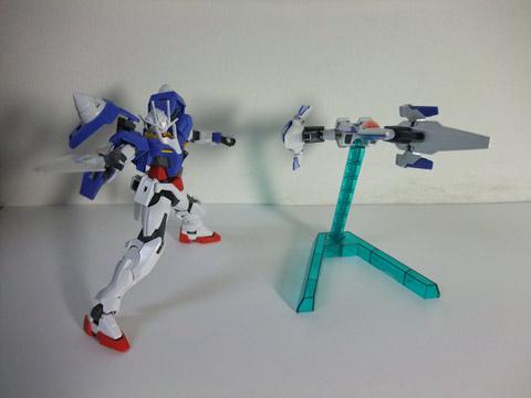 HG ダブルオーライザー 改造