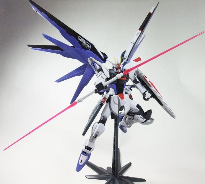 ZGMF X10A フリーダム