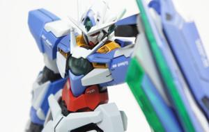 HG ダブルオークアンタ完成!